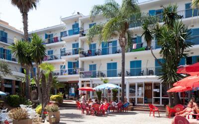 Foto del exterior de Hotel H TOP Planamar