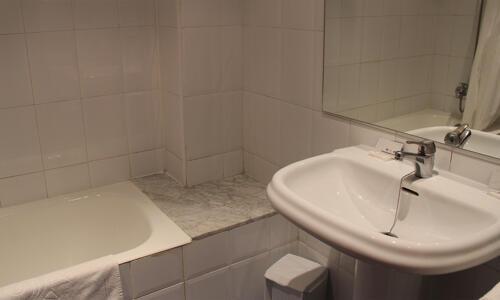 Foto del bagno Aparthotel Olimar II
