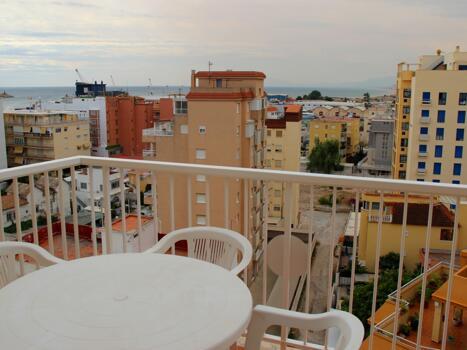 Foto degli esterni Apartamentos Turisticos Biarritz - Bloque I