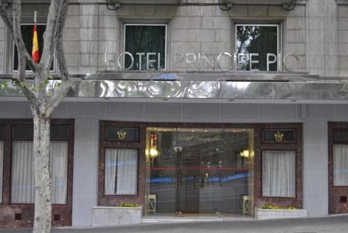 Foto del exterior de Hotel Príncipe Pío