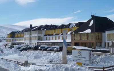 Foto do exterior - Luna Hotel Serra da Estrela