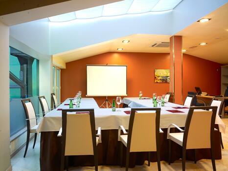 Foto de los servicios de Hotel Palacio Valdés (ex Magistral de Avilés)