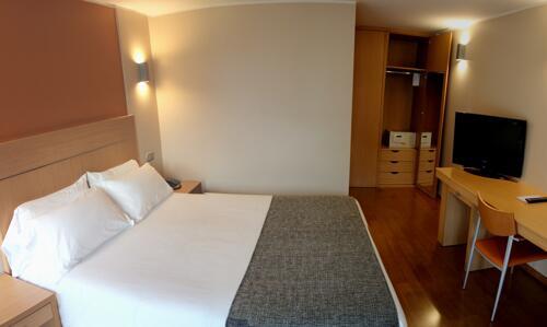 Foto de una habitación de Hotel Espel