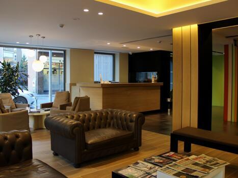 Foto de las zonas nobles de Hotel Metrópolis
