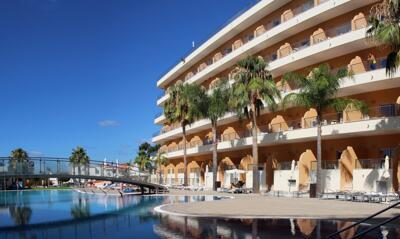 Foto do exterior - Hotel Apartamento Balaia Atlantico