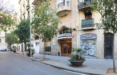 Exterior – Hotel Meson Castilla Atiram