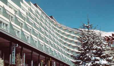 Foto del exterior de Apartamentos Mont Blanc Asn