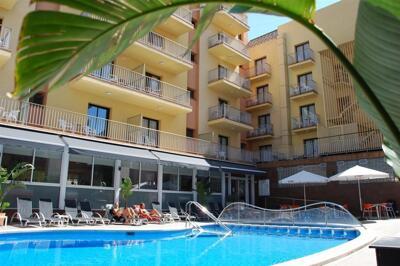 Foto degli esterni Hotel Stella Maris
