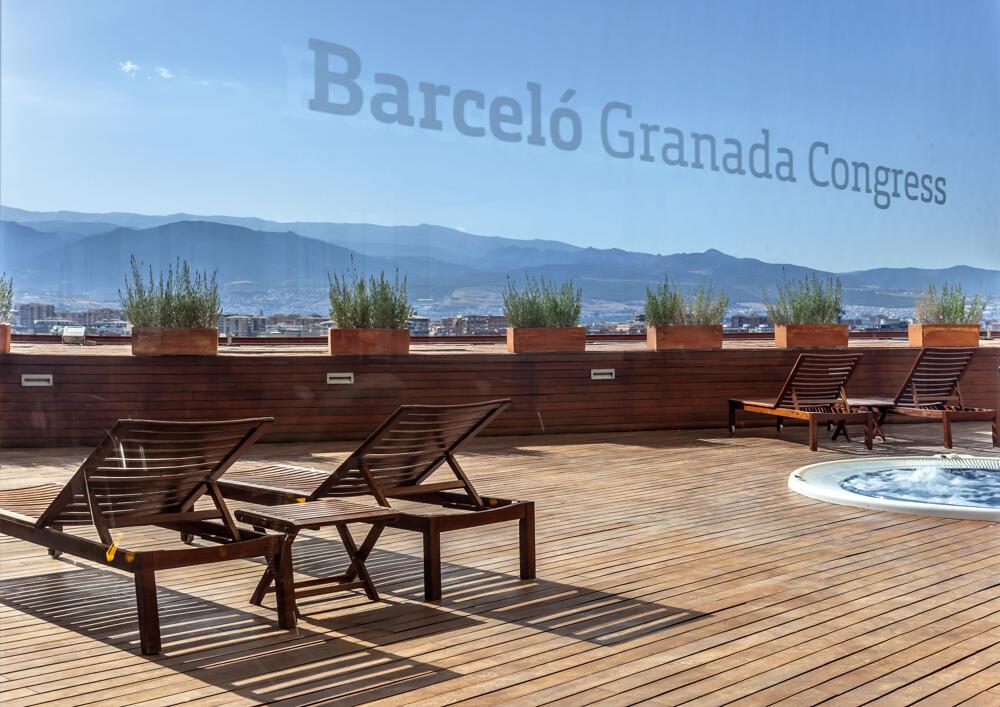 Hotel barcel granada congress grenade - Hotel cinco estrellas granada ...