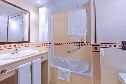 Foto del baño de Hotel Puerto de la Cruz