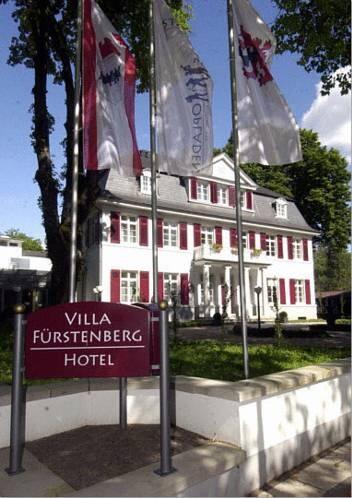 Bild - Villa Fürstenberg