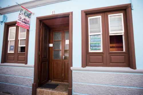 Exterior – La Terrera Youth Hostel