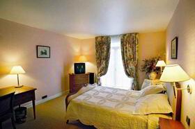 """Foto de una habitación de """"Hotel Relais de Courlande"""""""