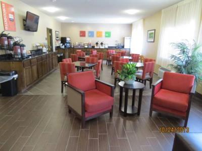 Foto general de Comfort Inn Moline - Quad Cities
