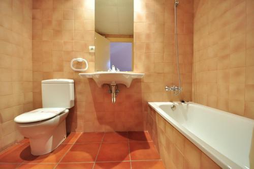Badezimmer - Apartamentos Marina Sant Jordi