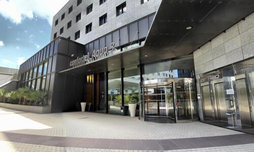 Außenansicht - Hotel Ilunion Aqua 3 (ex Confortel)