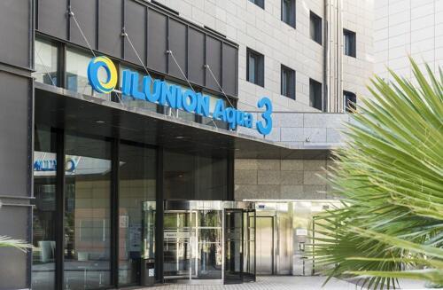 Foto del exterior de Hotel Ilunion Aqua 3 (ex Confortel)