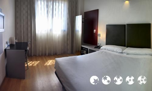 Zimmer - Hotel Ilunion Aqua 3 (ex Confortel)