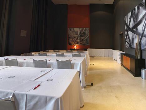 Foto de los servicios de Hotel Ilunion Aqua 3 (ex Confortel)