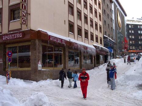 Extérieur de l'hôtel - Hotel Sporting
