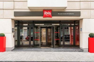 Foto del exterior de Ibis Brussels City Centre
