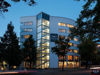 Foto del exterior de Victors Residenz Hotel Berlin Tegel