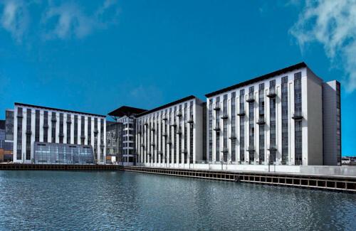Foto do exterior - Copenhagen Island Hotel