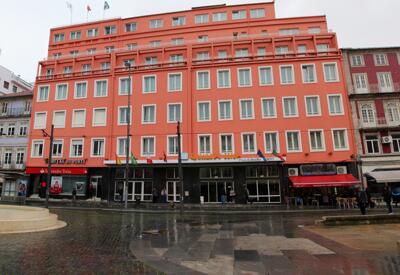 Foto do exterior - Hotel Quality Inn Porto