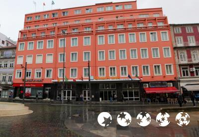 Foto del exterior de Hotel Quality Inn Porto