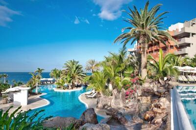 Foto del exterior de Adrián Hoteles Roca Nivaria