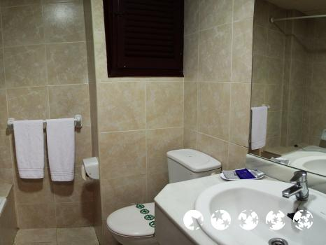 Foto del baño de H·TOP Olympic