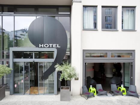 Exterior – Hotel Ku'damm 101