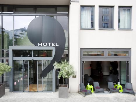 Foto degli esterni Hotel Ku'damm 101
