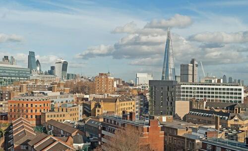 Foto del exterior de Hampton by Hilton London Waterloo