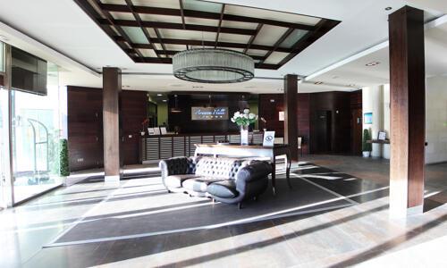 Foto de las zonas nobles de FUN ARAGON HILLS HOTEL & SPA