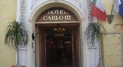 Foto del exterior de Hotel Carlo III