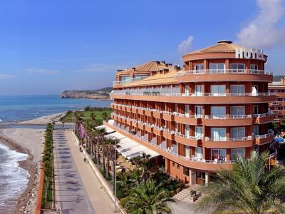 Foto del exterior de Sunway Playa Golf & Spa Sitges