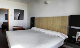 """Foto de una habitación de """"Hotel Ilunion Aqua 4 (ex Confortel)"""""""