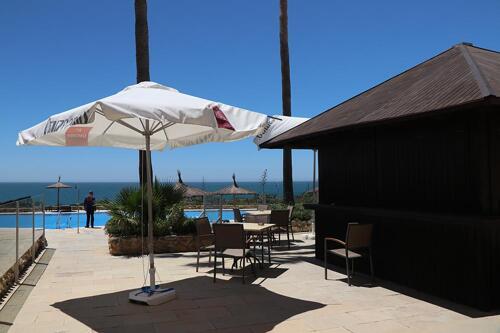 Foto del exterior de Hotel Garbi Costa Luz