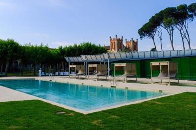 Foto de los servicios de Hotel Balneari Vichy Catalan