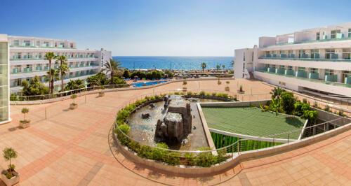 Foto del exterior de Hotel Servigroup Marina Playa