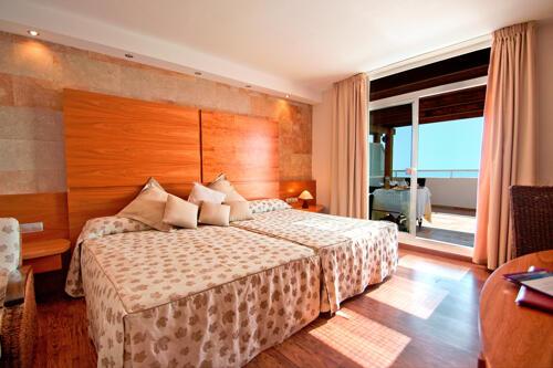 Foto de una habitación de Hotel Servigroup Marina Mar