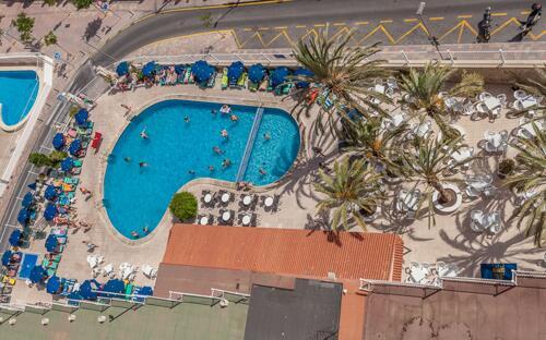 Foto del exterior de Hotel Cabana