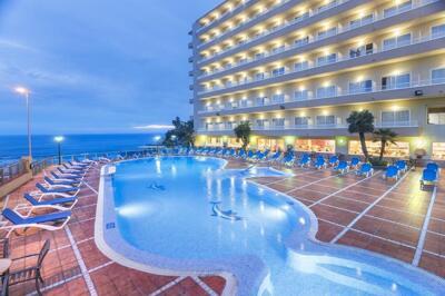Foto del exterior de Hotel Cala Font