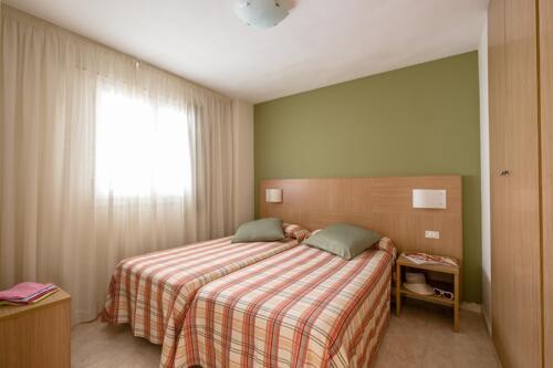 Foto de una habitación de Apartamentos California