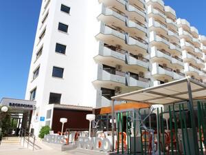 """Foto del exterior de """"Hotel Prado II"""""""