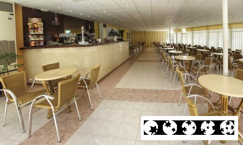 Foto area ristorante Hotel Prado II