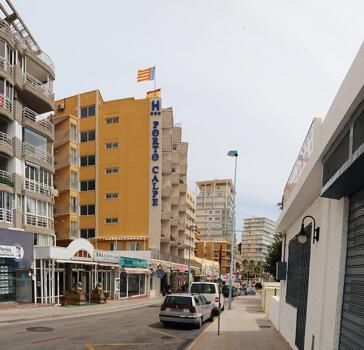 Foto del exterior de Hotel Porto Calpe