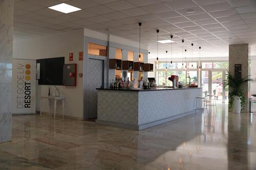 Foto de los servicios de Hotel Port Europa