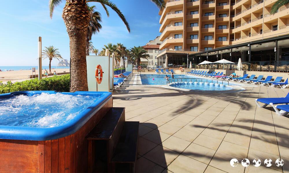 Hotel Pe Iscola Palace Pe Scola